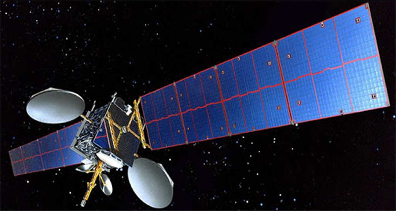 Eutelsat Satellite